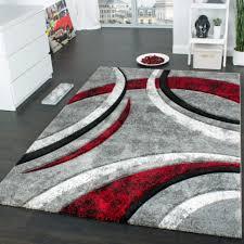 Wohnzimmer Schwarz Rot Hausdekorationen Und Modernen Möbeln Tolles Wohnzimmer Weis Rot