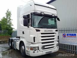 volvo highway tractor for sale used scania r420 tractor units year 2008 price 15 926 for sale