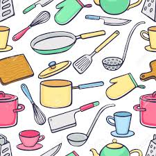 dessin casserole cuisine cuisine dessin ustensile cuisine cuisine design et décoration photos