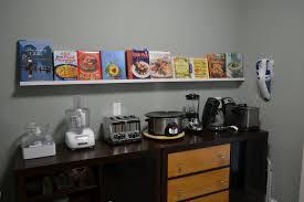 de jong dream house cook book shelves