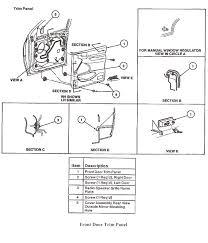 98 windstar door lock cylinder fordforumsonline com