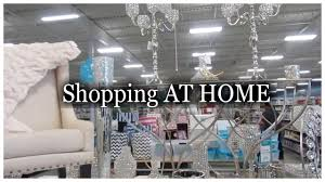 At Home The Home Decor Superstore Shopping At Home Vlog 10 Youtube
