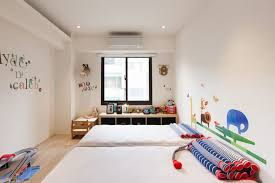 Contemporary ChildFriendly Apartment For A Young Urban Family - Kid friendly family room ideas