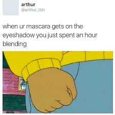Arthur Memes - the arthurmemes that perfectly capture black women beauty struggles