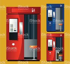 photo booth machine photo booth machine stock vector 167590955 istock