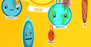 bubble guppies solar system craft nickelodeon parents