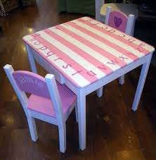 target desks and chairs painted kids desk desk ideas
