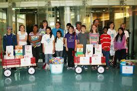 5th gear kids donate books crafts to children u0027s hospital colorado