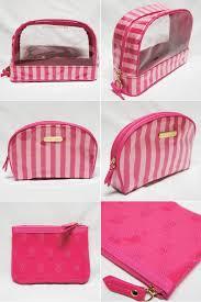 bag 18 1 color victoria 39 s secret 3 in 1 set pouches