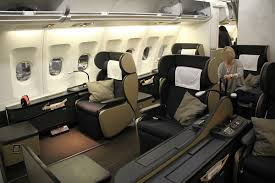 Most Comfortable Airlines Swiss First Class Lax To Zurich Sfo777