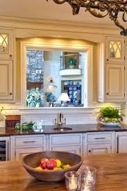 Kitchen Pass Through Design Fresh Kitchen Pass Throughs Regarding Surprisi 12456