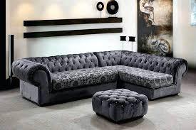 Sectional Gray Sofa Gray Sectional Sofa Grey Micro Fiber Sectional Sofa Ottoman