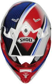 shoei motocross helmets closeout shoei vfx w sear off road mx dirt bike helmet dot snell m2015 ebay