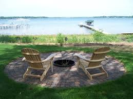 backyard fire pit landscaping ideas photo 7 design your home
