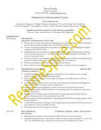 Warehouse Distribution Resume Operations Manager Sample Resume Download Distribution Manager