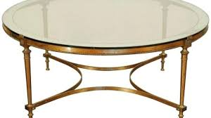 brass and glass end tables oval brass coffee table coffee tables vintage brass and glass coffee