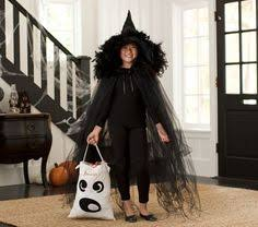 Pottery Barn Kids Witch Costume Thinking Of A Grown Up Version Of This With Fishnet Stockings And