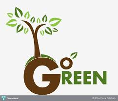 design logo go green go green touchtalent for everything creative