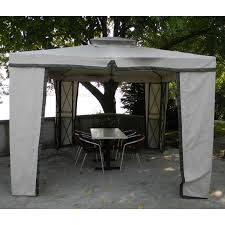 Superstore Patio Furniture by Real Canadian Superstore Gazebo Replacement Canopy Garden Winds