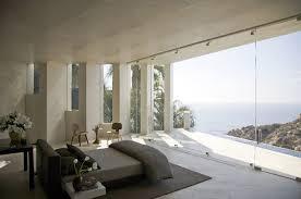 Luxury Modern Home Interior And Exterior Design Of Razor Residence - Luxury interior design bedroom