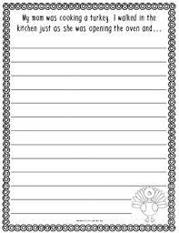 creative thanksgiving writing freebie teaching reading writing
