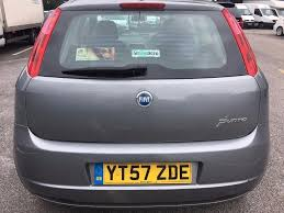 fiat punto 1 2 petrol 5 seats manual 2007 clean tidy in bradford