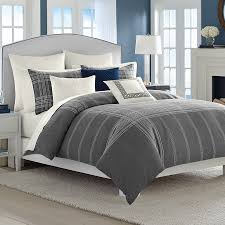 bedroom ideas nautica haverdale grey comforter and duvet sets for