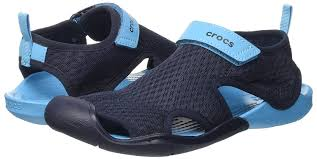 crocs keychain crocs women u0027s swiftwater mesh w navy wedge heels