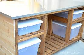 how to build a kitchen island with seating outdoor kitchen island build plans houseful of handmade