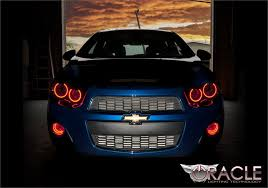 2015 chevy sonic tail light oracle halo lights for chevy sonic 2011 2014 chevy sonic color