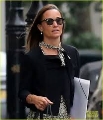 pippa middleton returns home after her honeymoon photo 3920593