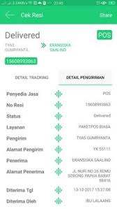 Cek Resi Cekresi Cek Resi Dan Tarif All In One Apk