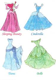 barbie princess dress drawing draw barbie