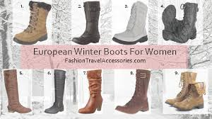 womens boots europe what to wear in europe winter for travel clothes for europe