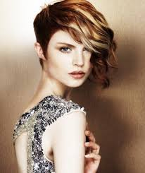 short haircuts eith tapered sides 41 drop dead gorgeous hairstyles for short wavy hair pictures