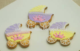 madam r u0027s kitchen sweet toots baby shower prams iced biscuits