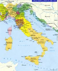 Modern Europe Map by Historical Maps Of Italy