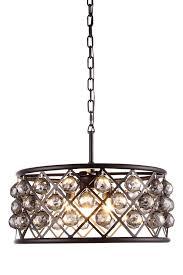 Elegant Lighting Chandelier Elegant Lighting Madison 1214 Madison Collection Chandelier D 20in
