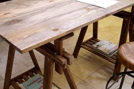 Diy Rustic Desk Interesting Diy Table Desk Ideas Best Ideas Exterior Oneconf Us