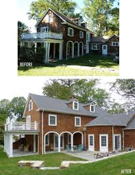 a cedar house transformation sense of space archinect