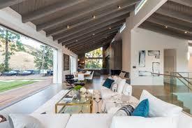indoor outdoor living in laurel canyon los angeles