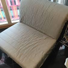 Single Sofa Bed Ikea One Seat Sofa Bed Ikea Lycksele Lovas Home U0026 Furniture On Carousell