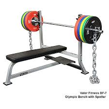 Weight Bench Olympic Valor Bf 7 Olympic Weight Bench