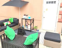 ikea before and after backyard makeover momtrends