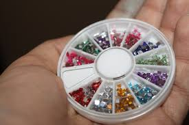 simply thrifty nails ebay nail art haul