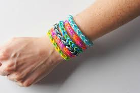 bracelet color bands images How to make loom band bracelets wilkolife jpg