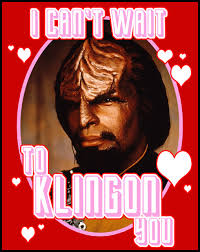 trek valentines day cards s trek of i can t wait to klingon you more inside