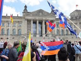 Chaldean Flag Tehlirian U0027s Specter Returns Germany U0027s Lower House Artfully