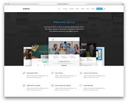 design home page online 40 best wordpress corporate business themes of 2017 colorlib
