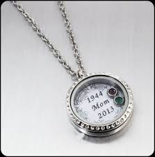 personalized locket necklace customized lockets amanda crafts